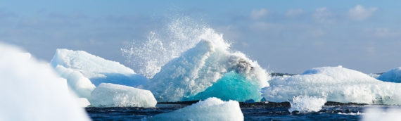 Vigilancia por satélite de la pérdida de hielo antártico a lo largo de décadas