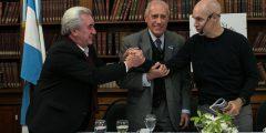 La Sociedad Científica Argentina recibió al Jefe de Gobierno